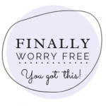 Finally Worry free
