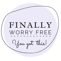 Finally Worry Free - Closing Copy Copywriting